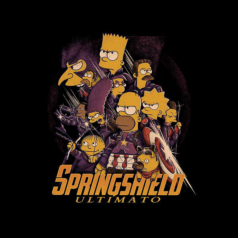 Pampling: Springshield