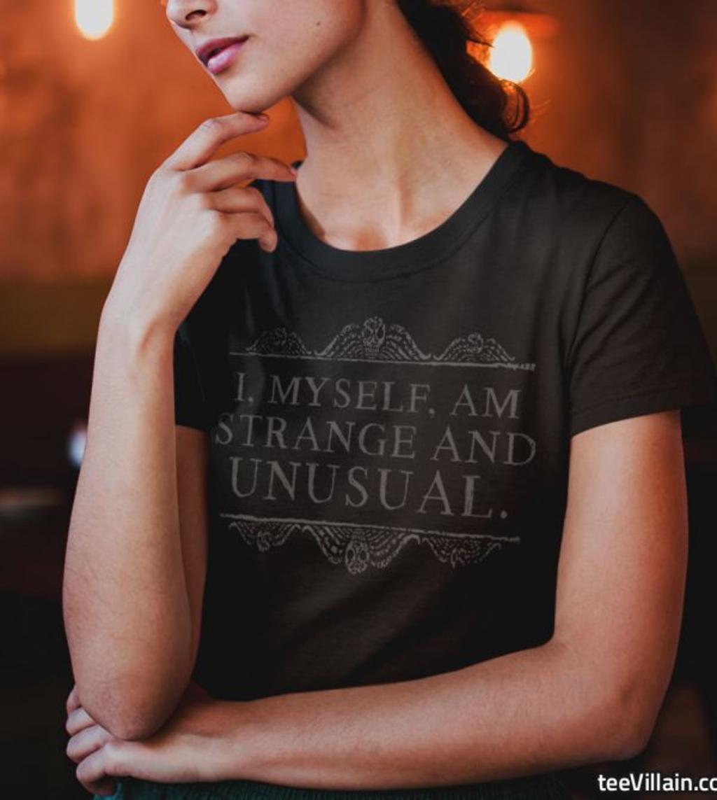 teeVillain: I Myself