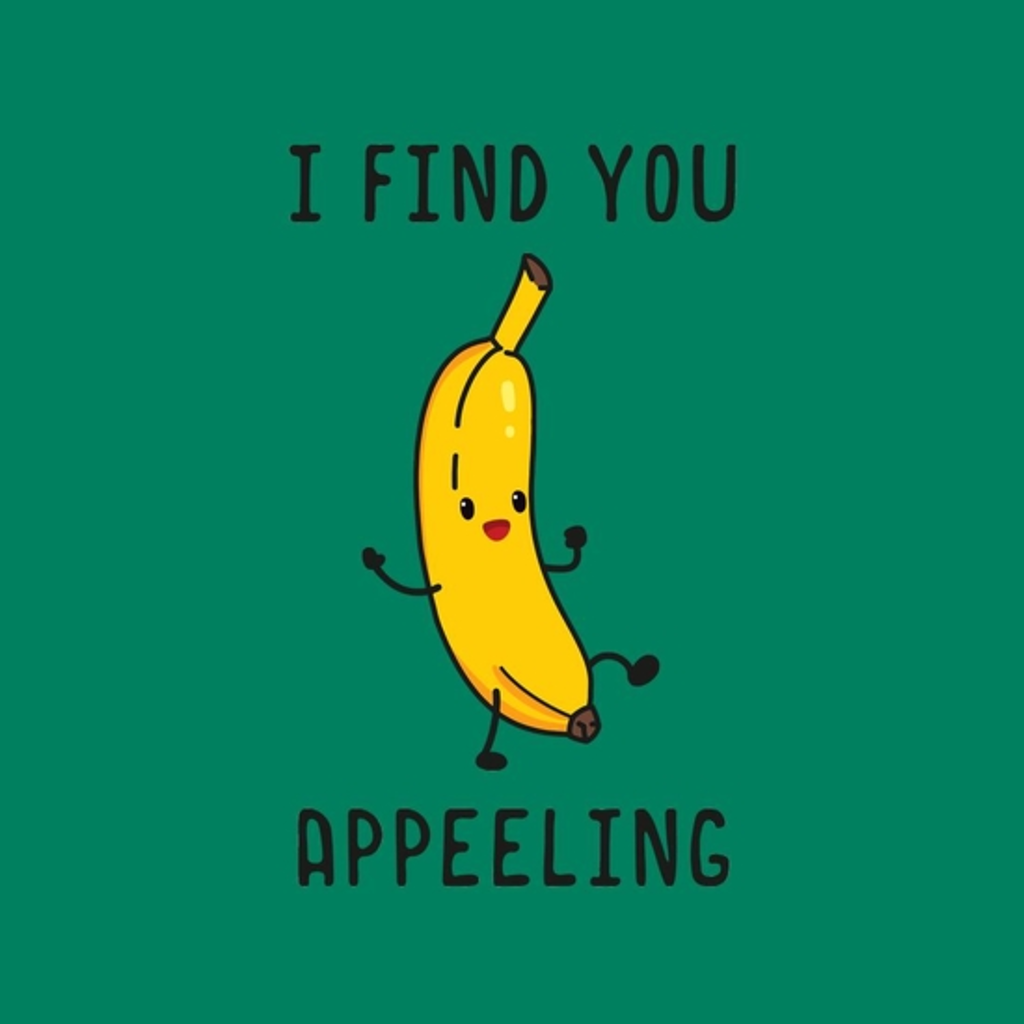 BustedTees: I Find You Apeeling