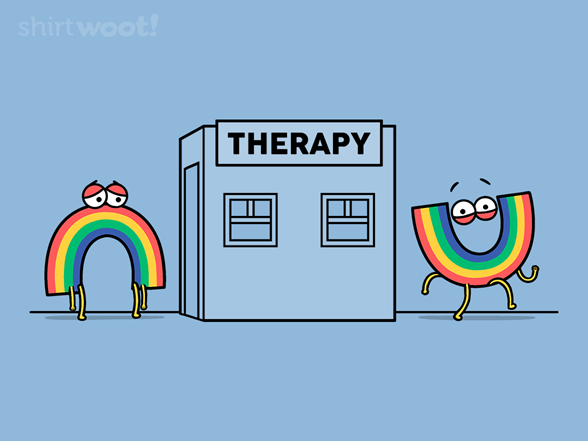 Woot!: Color Therapy