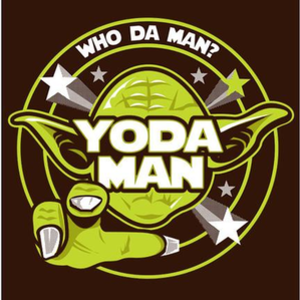 Shirt Battle: Yoda-Man