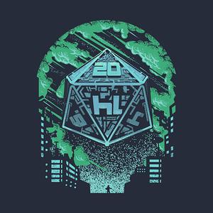 TeePublic: The D20 Cometh