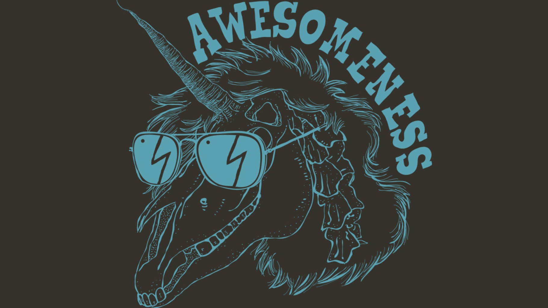 Design by Humans: Unicorn Awesomeness