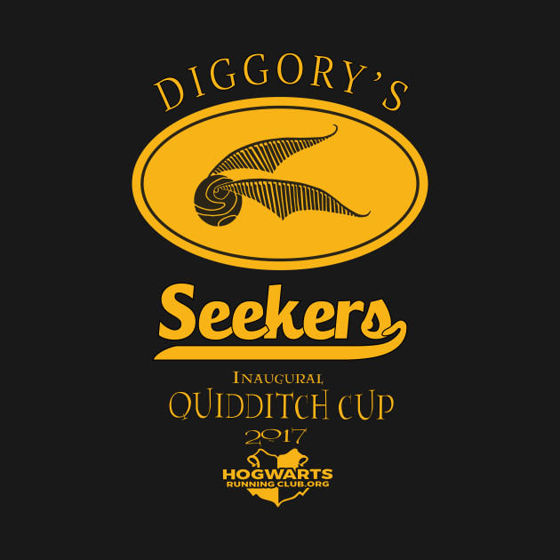 TeePublic: Diggory's Seekers 2