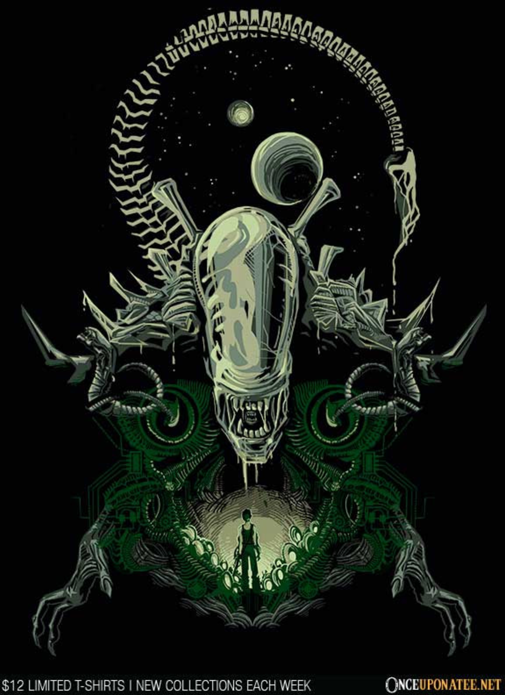 Once Upon a Tee: Alien Nightmare