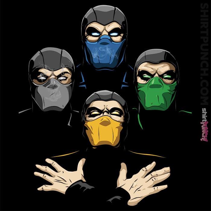 ShirtPunch: Mortal Rhapsody