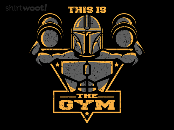 Woot!: This is the Gym