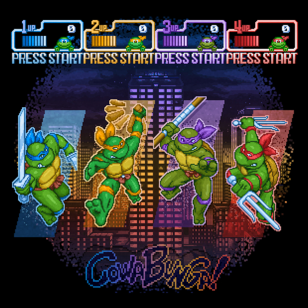 NeatoShop: Mutant Ninja Turtle Teenagers