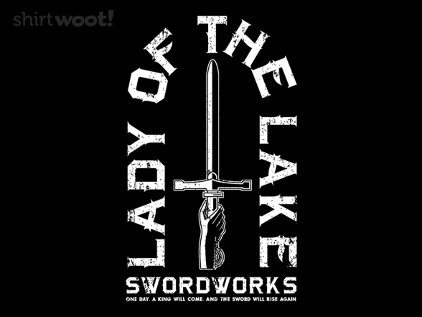 Woot!: Lady of the Lake Swordworks