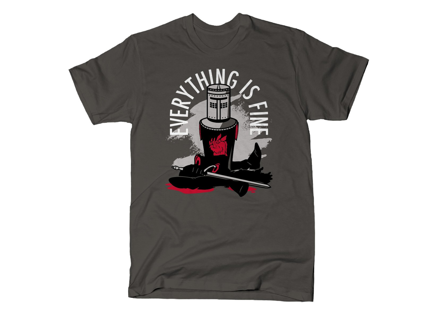 SnorgTees: Everything Is Fine