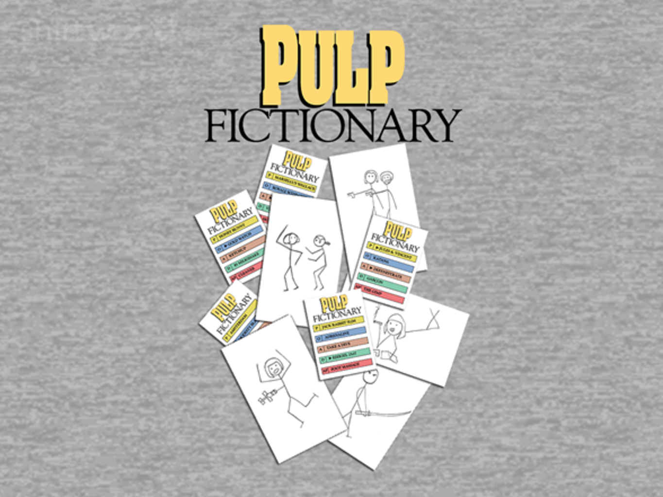 Woot!: PULP Fictionary