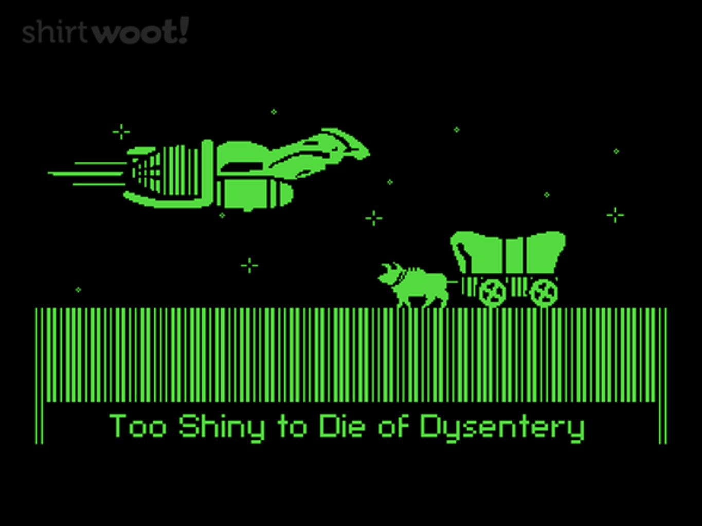 Woot!: Too Shiny to Die