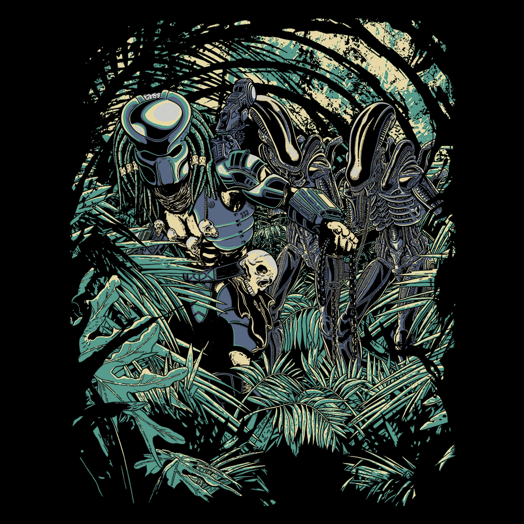 Pop-Up Tee: Daily Deal - Welcome to the Jungle