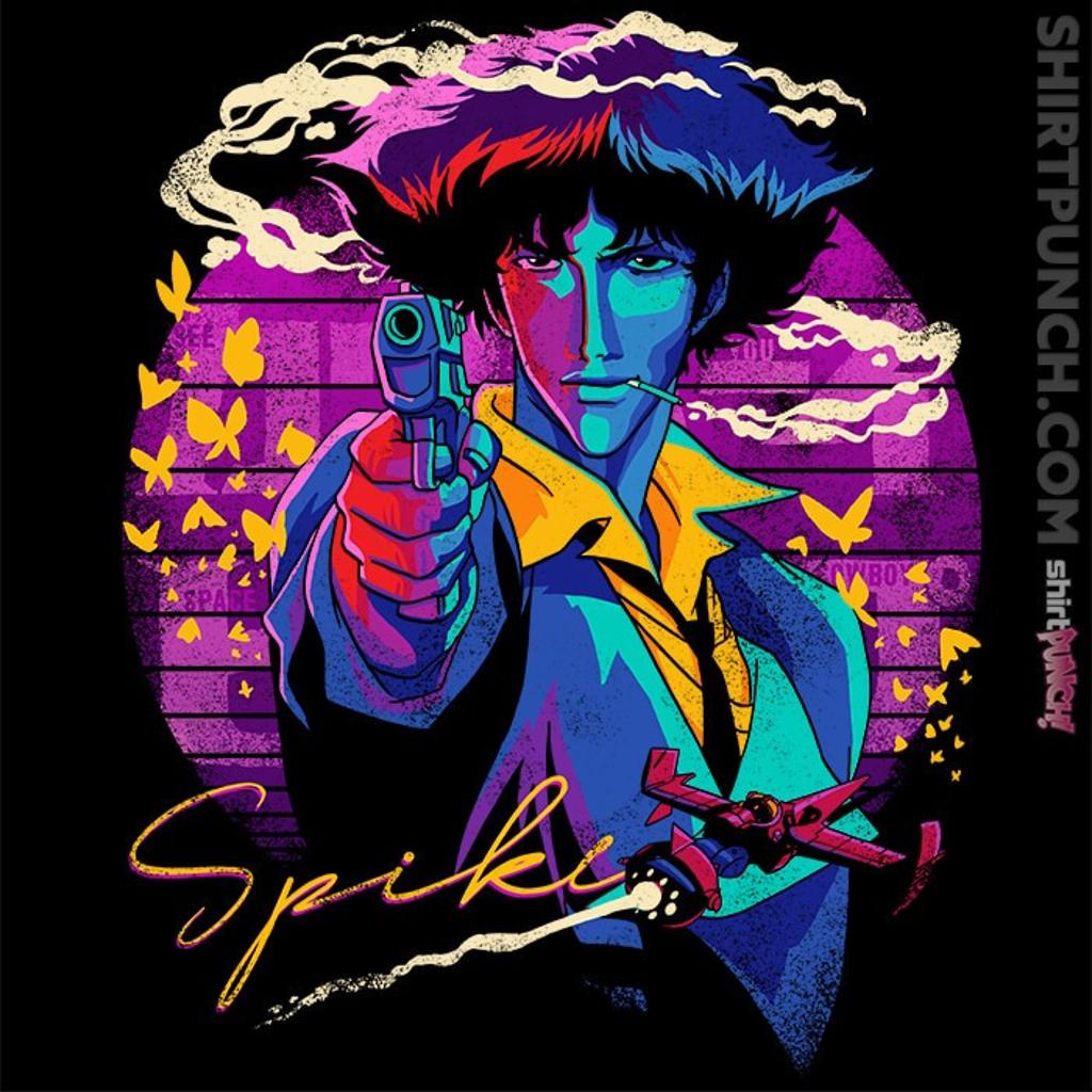 ShirtPunch: The Space Cowboy