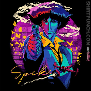 ShirtPunch: The Space Cowboy