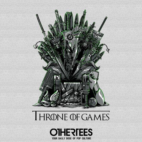 OtherTees: Throne of Games