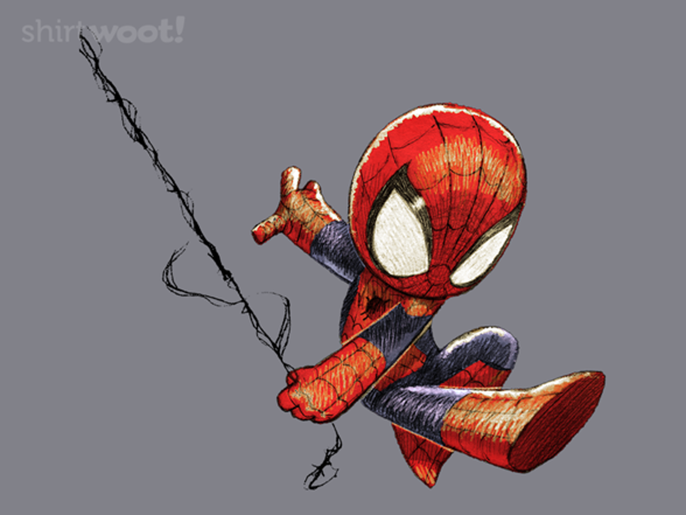 Woot!: Spidey Swing