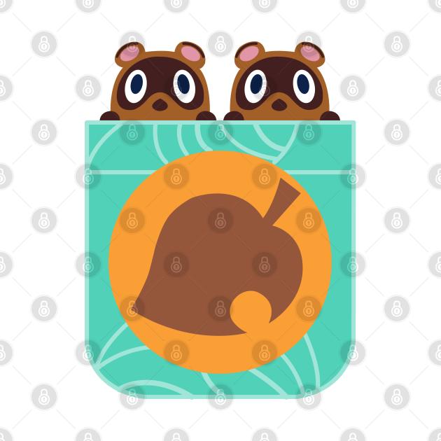 TeePublic: Pocket Siblings