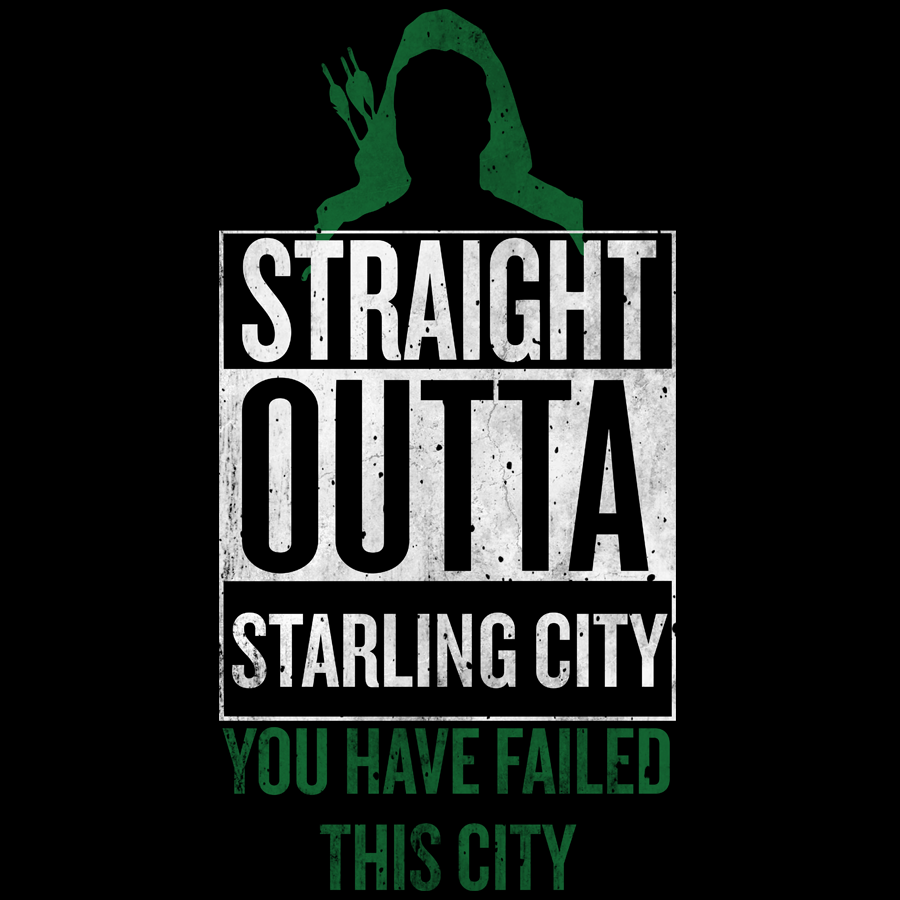 Teeconomist: Straight Outta Starling City