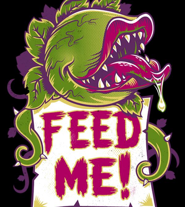 teeVillain: Feed Me