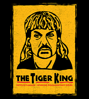 Shirt Battle: Tiger King