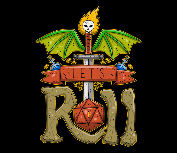 TeeFury: Let's Roll