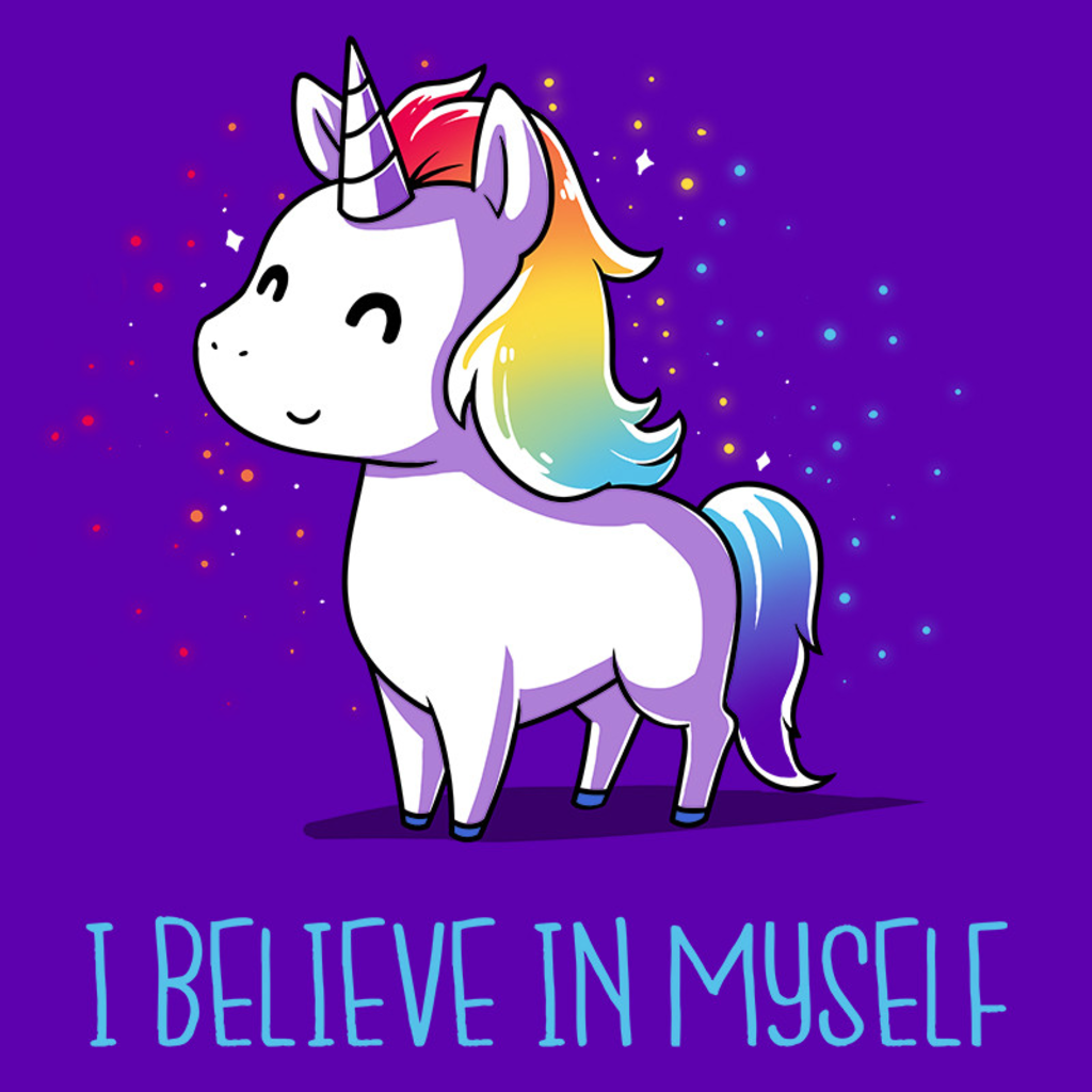 TeeTurtle: I Believe In Myself