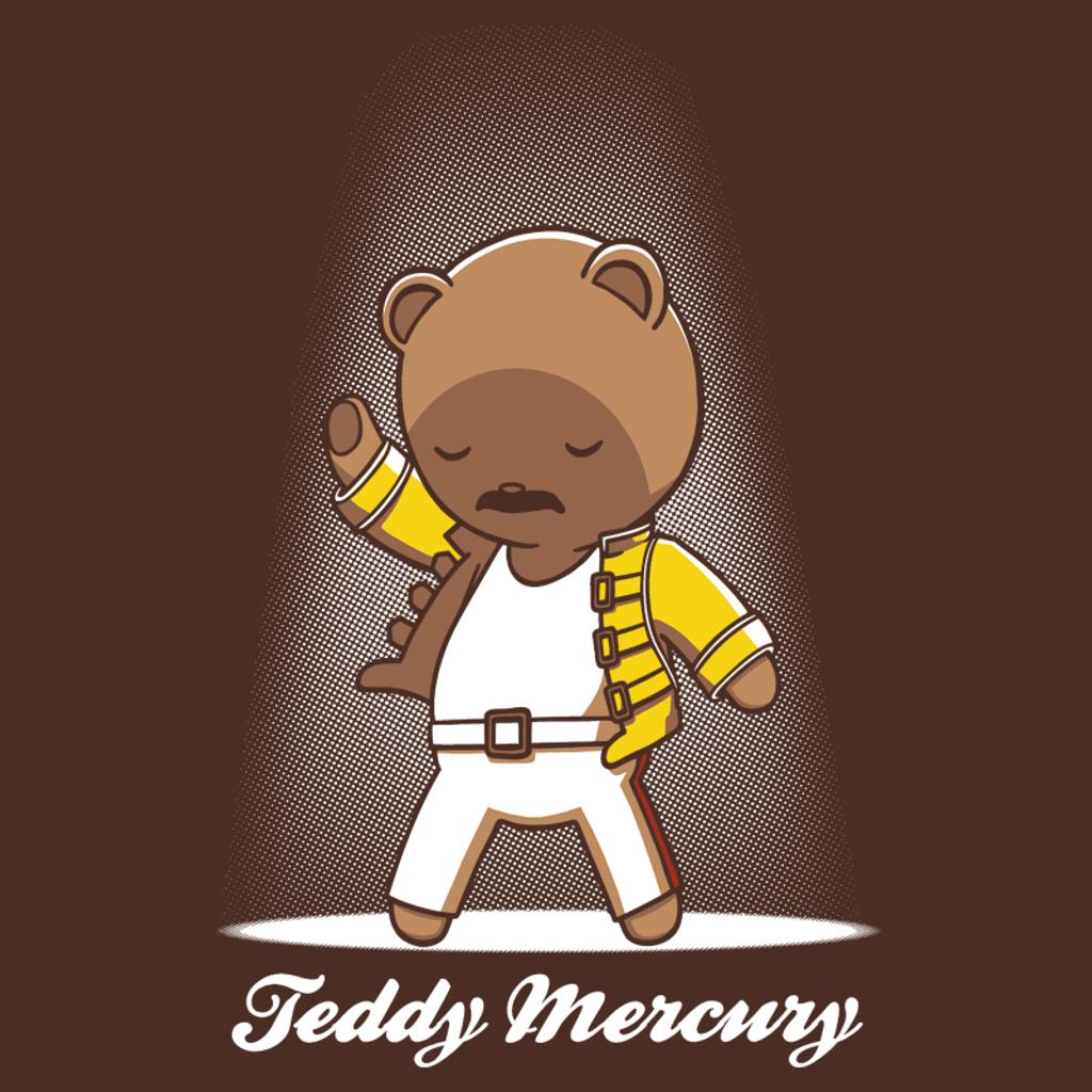 Pampling: Teddy Mercury