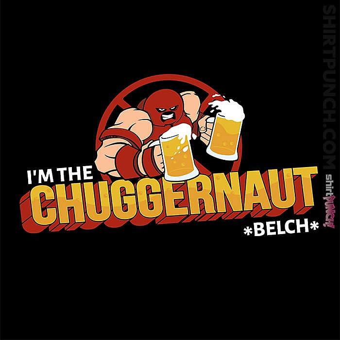 ShirtPunch: Chuggernaut