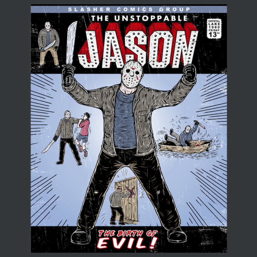 NeatoShop: UNSTOPPABLE JASON