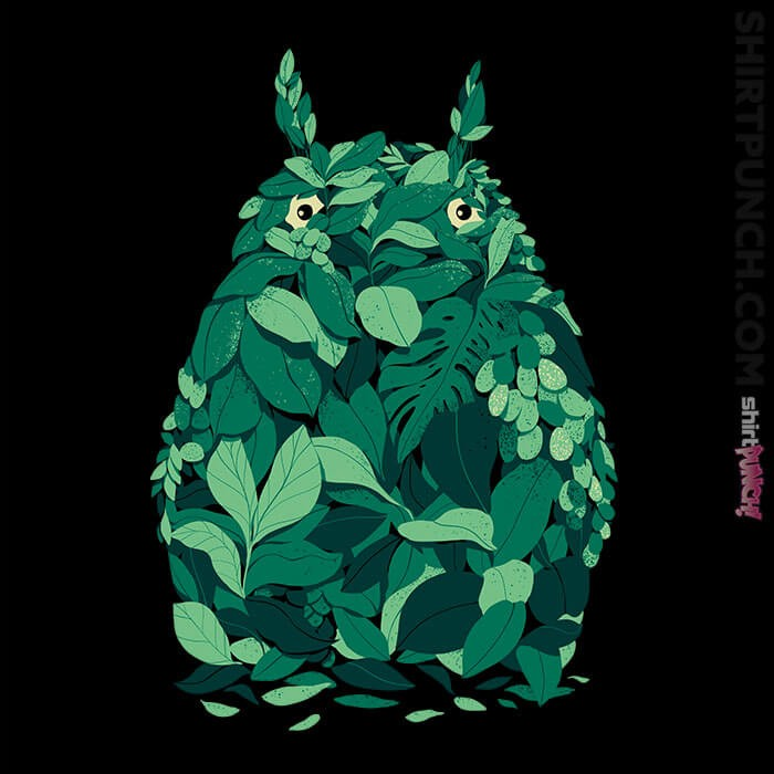 ShirtPunch: Forest Entity