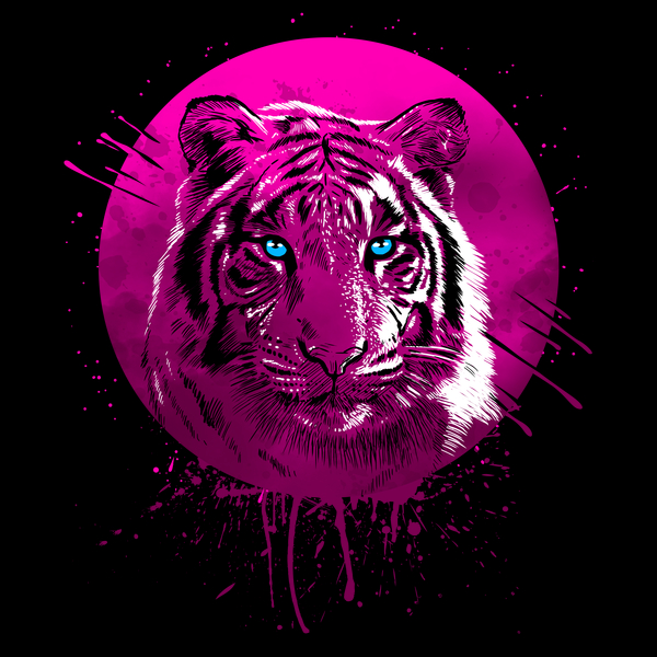 NeatoShop: Pink Tiger