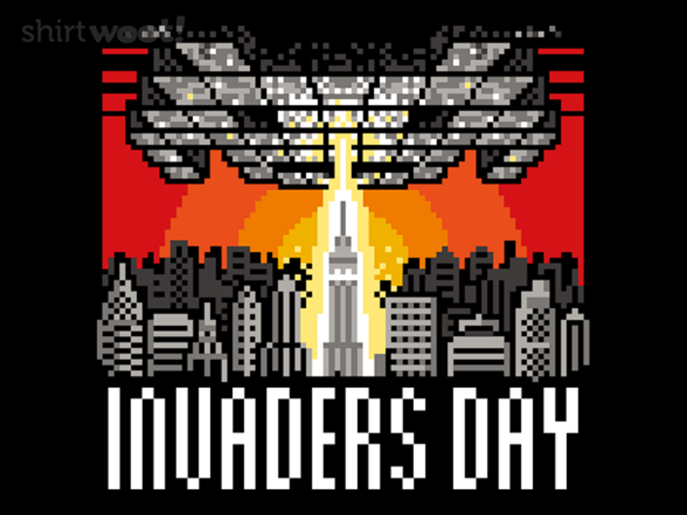 Woot!: Invaders Day