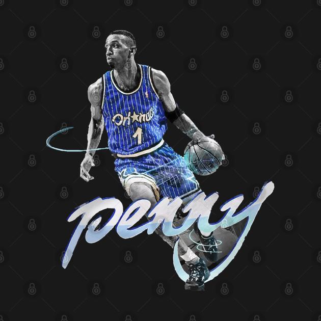 TeePublic: Orlando Magic Penny Hardaway Poster Apparel & Jerseys