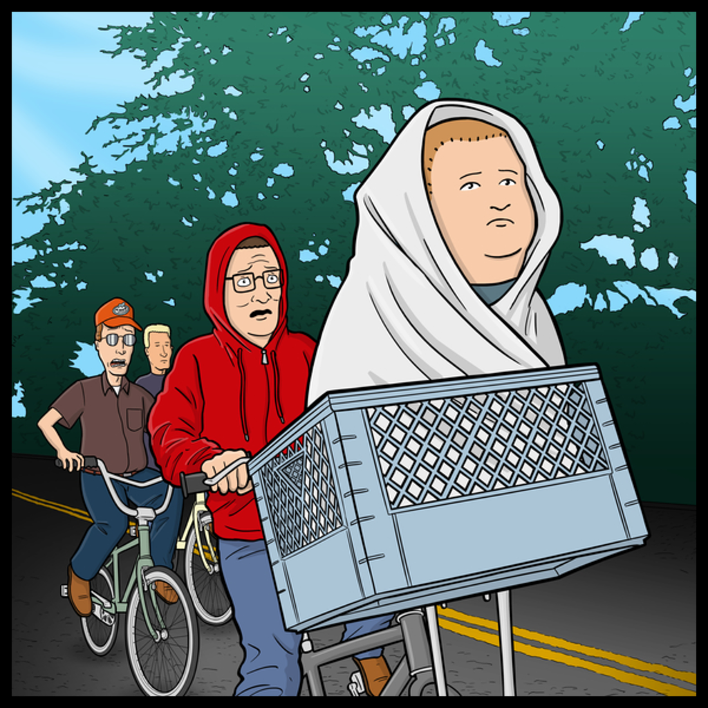 NeatoShop: Phone Home, Dang it