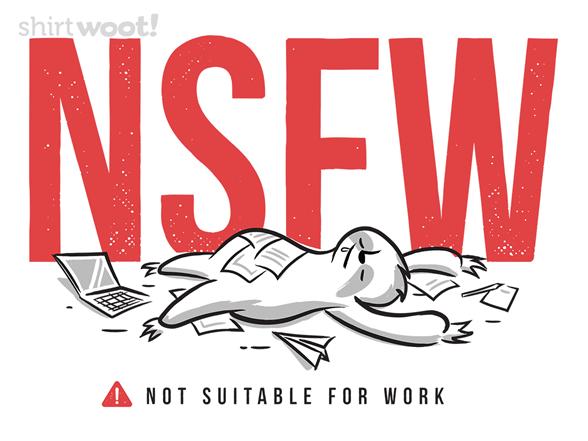 Woot!: NSFW