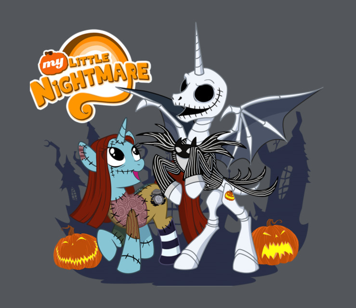 TeeFury: My Little Nightmare