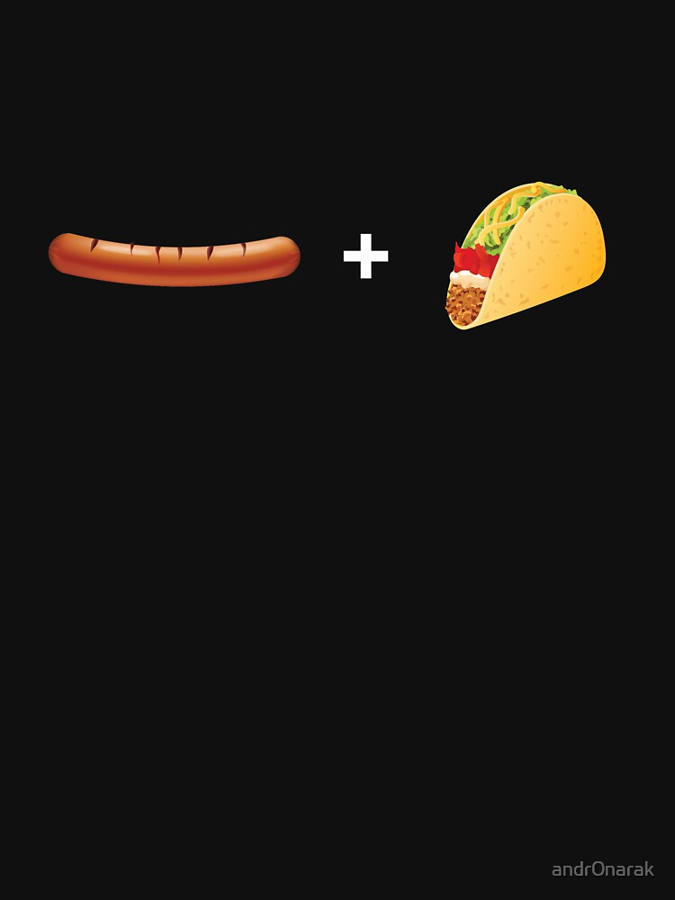 RedBubble: Weiner + Taco from Insatiable