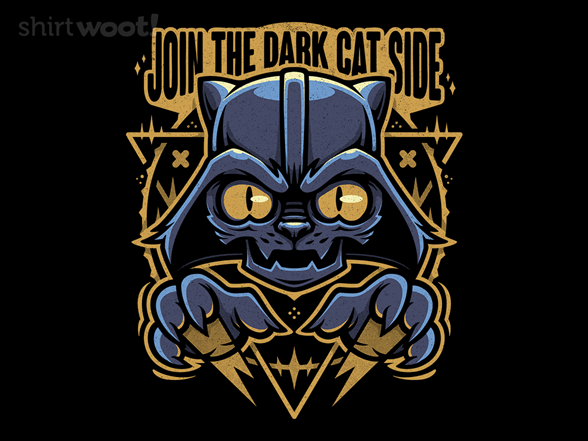 Woot!: Darkside Cat