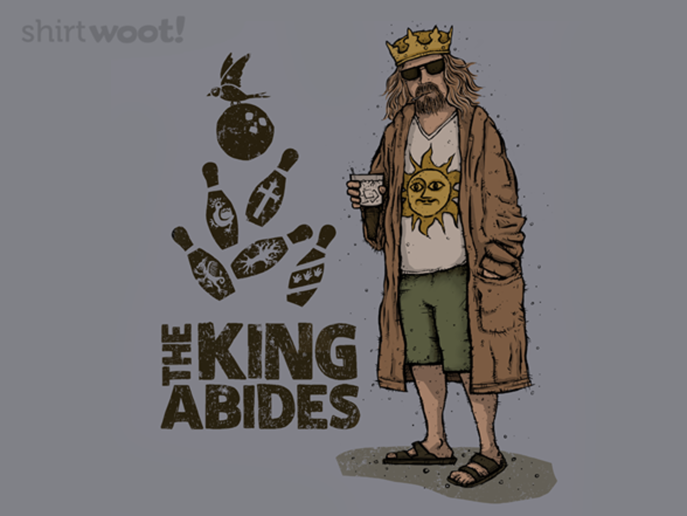 Woot!: The King Abides - $15.00 + Free shipping