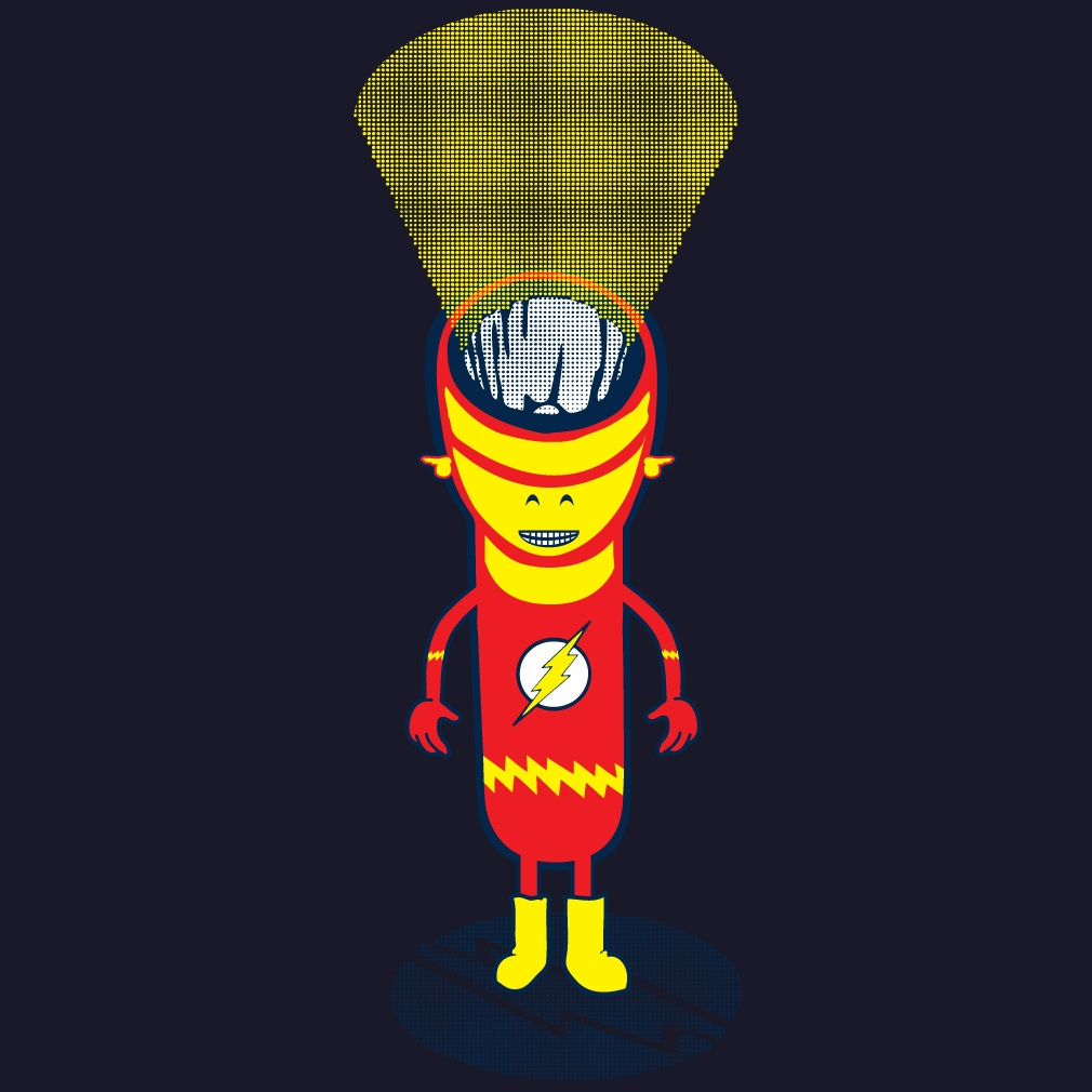 TeeTournament: Flashlight Gordon