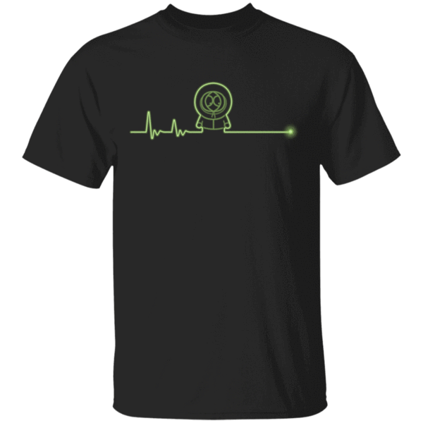 Pop-Up Tee: Confused Heartbeat