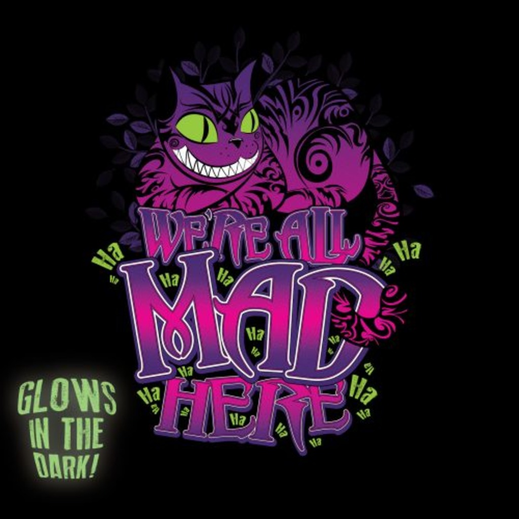 GraphicLab: We're All Mad Here
