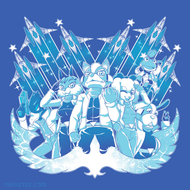 The Yetee: The New Squadron