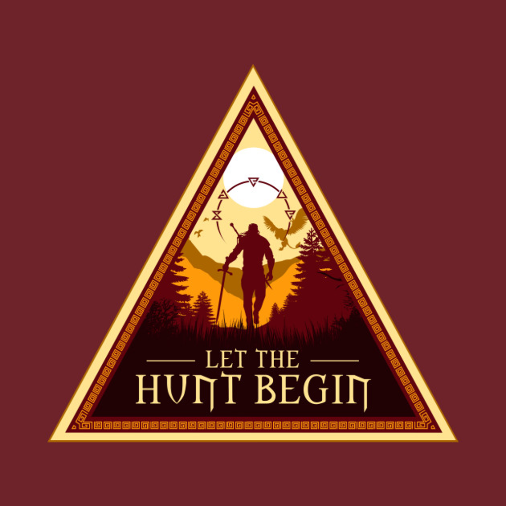 TeePublic: Let the hunt begin!