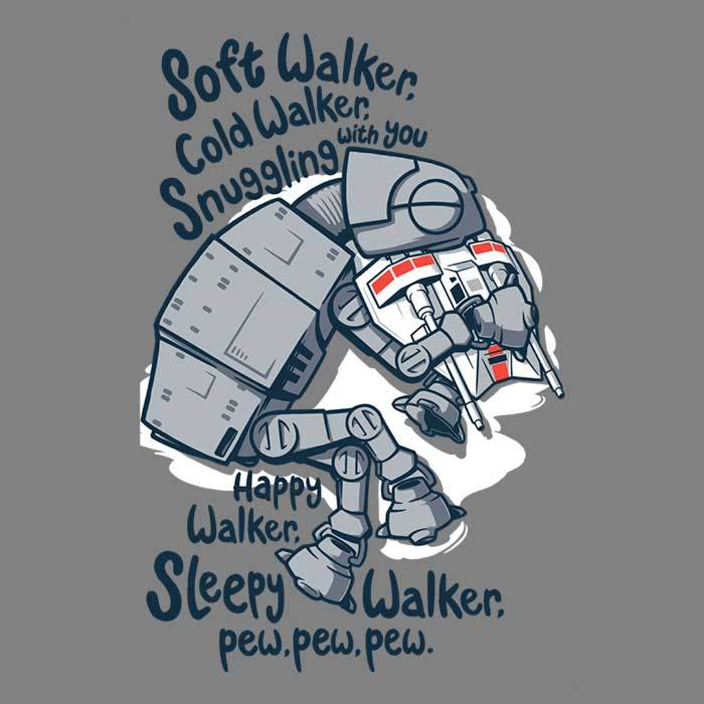 Once Upon a Tee: Soft Walker