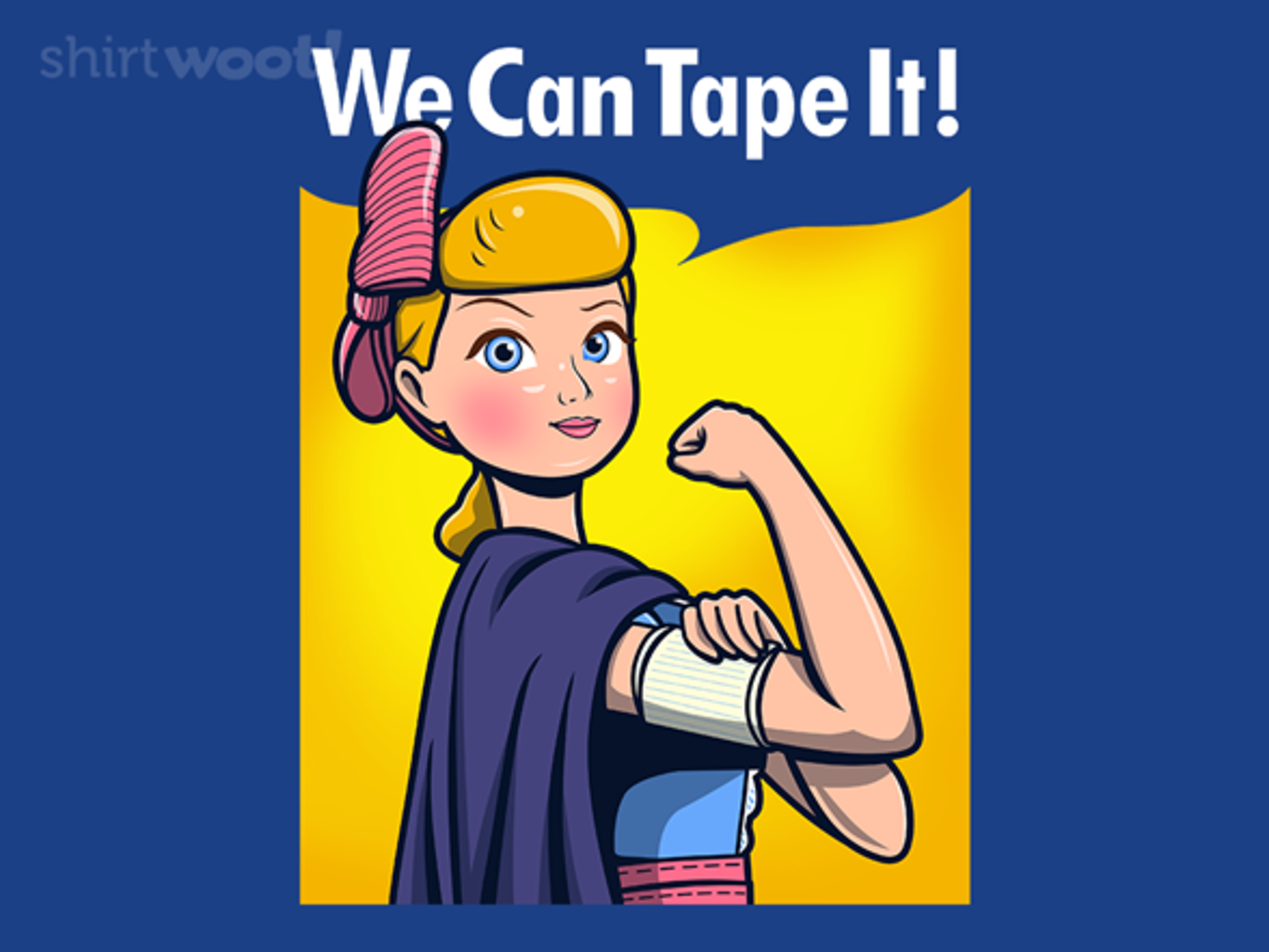 Woot!: We Can Tape it!
