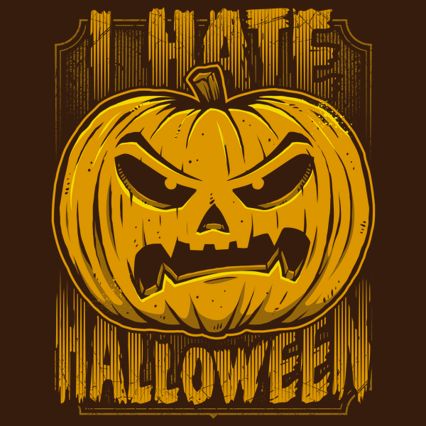 NeatoShop: I Hate Halloween