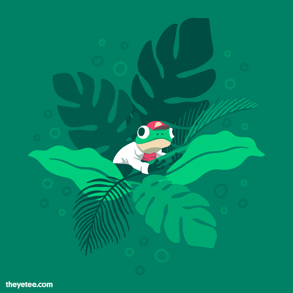 The Yetee: Star Frog