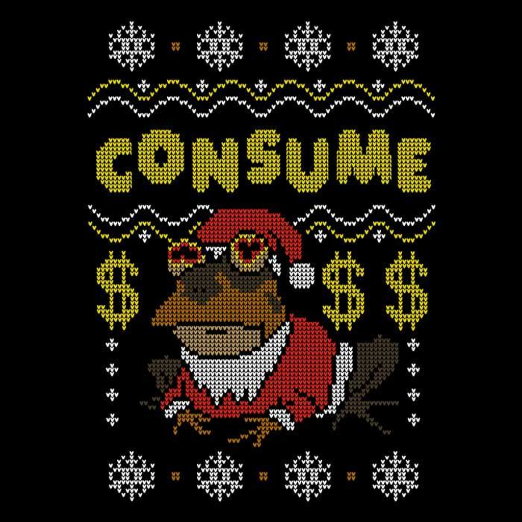 Once Upon a Tee: Consume